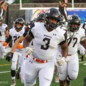 Bearcats speared by Vikings in V-T game, 41-21