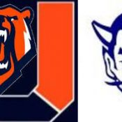 Bears claw Blue Devils in Mountain 7 matchup, 33-13