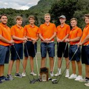 Union brings home 2A golf state championship.
