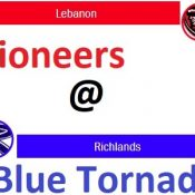 Lebanon travels to Richlands for SWD clash