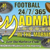 Check out this week's episode of Madman in the Morning!