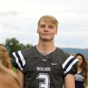 CoalfieldSports.com Week 8 DPOTW: Richlands' Sean Toney