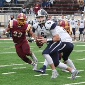 Richlands blows Marion away, season showdown with Graham looms