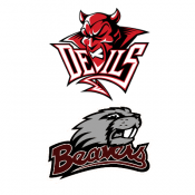 Red Devils, Beavers set for rematch in playoffs