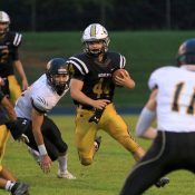 Radford, Fort Chiswell set for Thursday night football