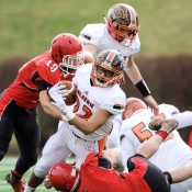 VHSL CLASS 1 TITLE: Riverheads rolls to three-peat, trounces Chilhowie 35-7