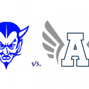 Abingdon Falcons Hit the Road to Take on New Look Gate City Blue Devils