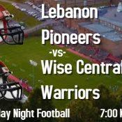 Thursday night football in Lebanon