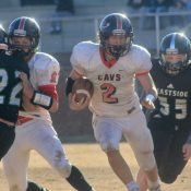 Holston runs by Eastside to earn first playoff win in ten years