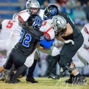 Central spoils senior night for Gate City