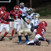 Titans strike down Eagles in Scott County Super Bowl