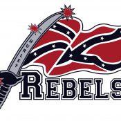 Rebels shoot down Eagles