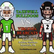Fighting Like Cats and Dogs: Virginia High/Tazewell Preview