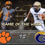 CoalfieldSports Game of the Week: Tigers, Golden Wave look for BDD Supremacy
