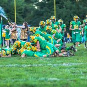 Green Wave drown out Mustangs