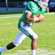 CoalfieldSports.com Week 6 Offensive Player of the Week: Tazewell's Mike Jones