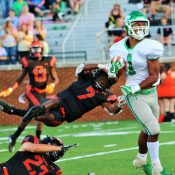 Tazewell Humbles Virginia High 55-14