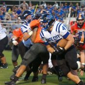 Gate City aims to keep Lee High winless