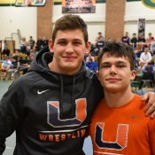 Family Affair: Polier and Satterfield garner All State wrestling honors